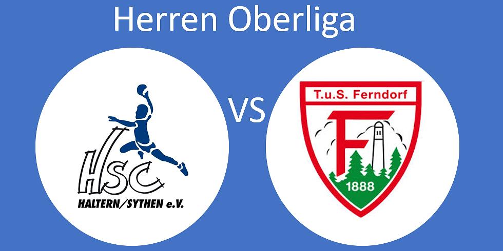 HSC Herren 1 gegen TUS Ferndorf 2