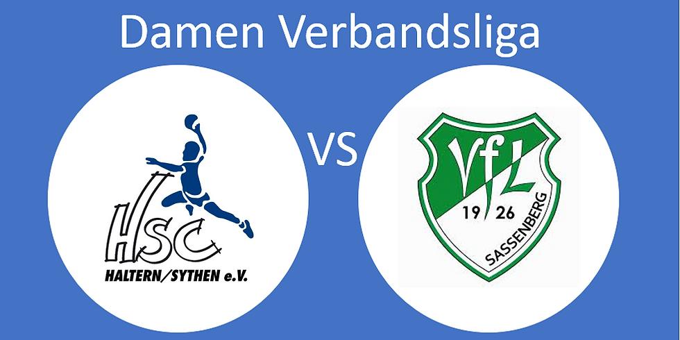 HSC Damen 1 gegen VfL Sassenberg