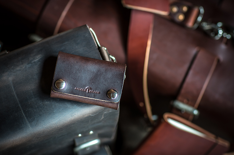 COLSEN KEANE LEATHER