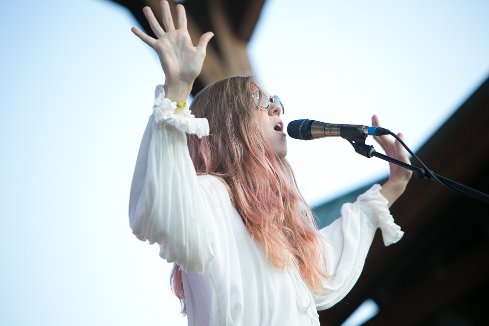 First Aid Kit Raise the Roof