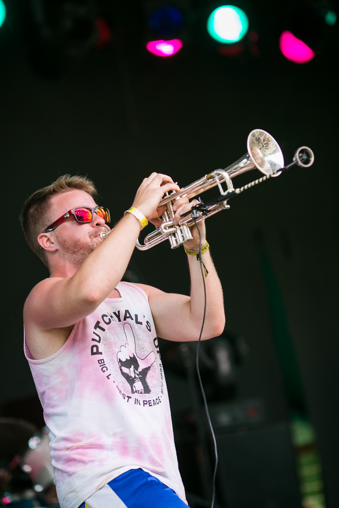 Pitch Blak Brass Band Trumpet