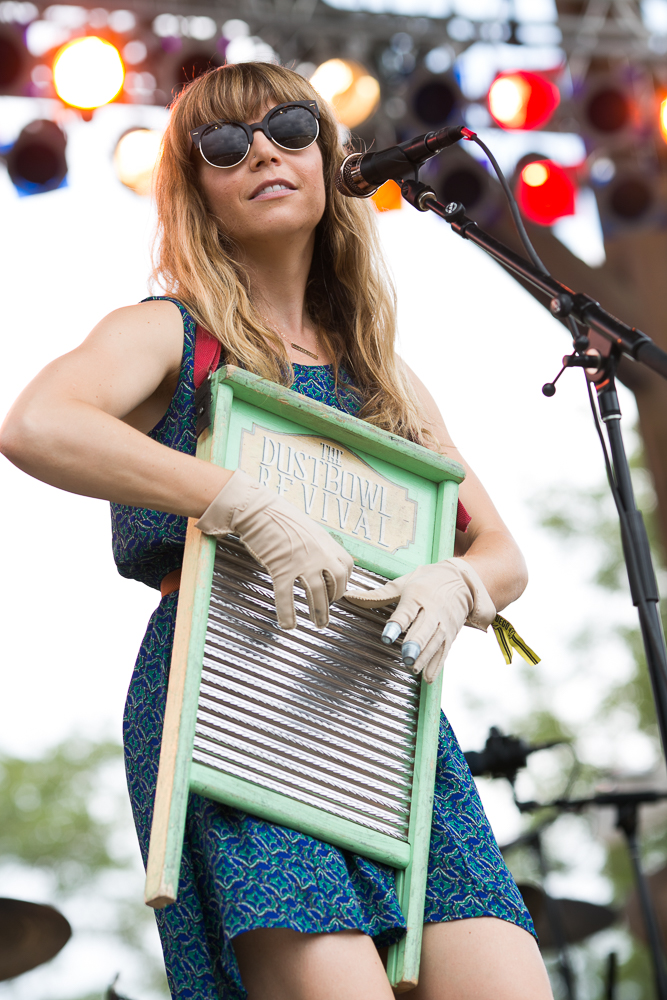Dust Bowl Revival Washboard