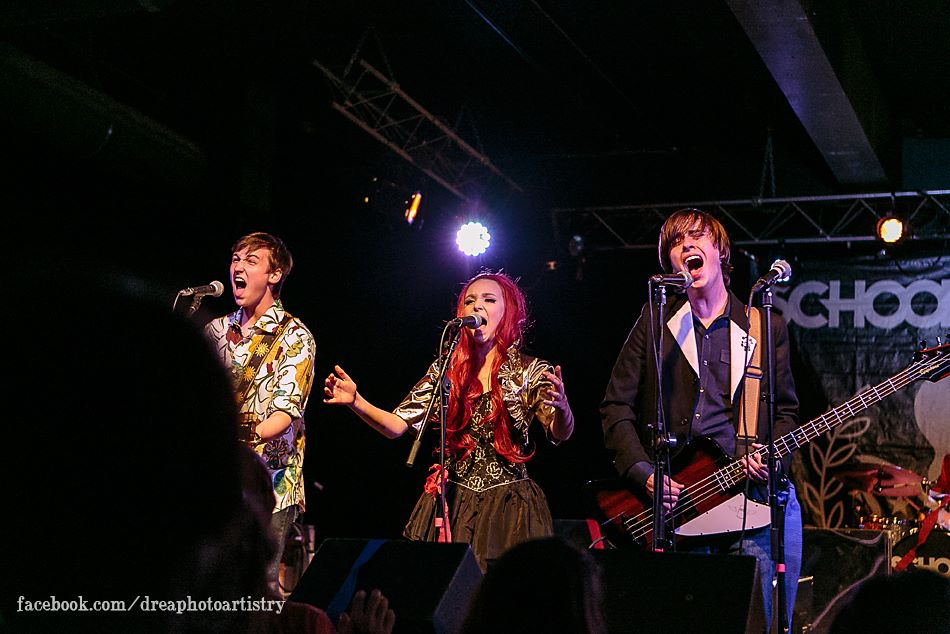 SOR Arcade Fire Tribute Trio