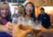 Enjoying a Brewery tour