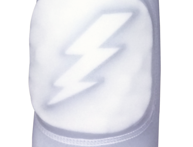 Lightning Bolt/Charger Elbow Pad Sleeve