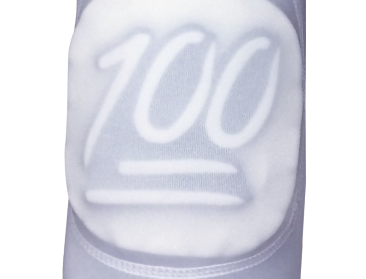 """100"" (3D Style) Elbow Pad Sleeve"