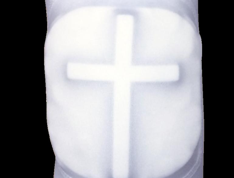 Cross Elbow Pad Sleeve
