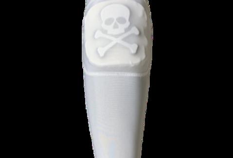 Skull Elbow Pad Sleeve
