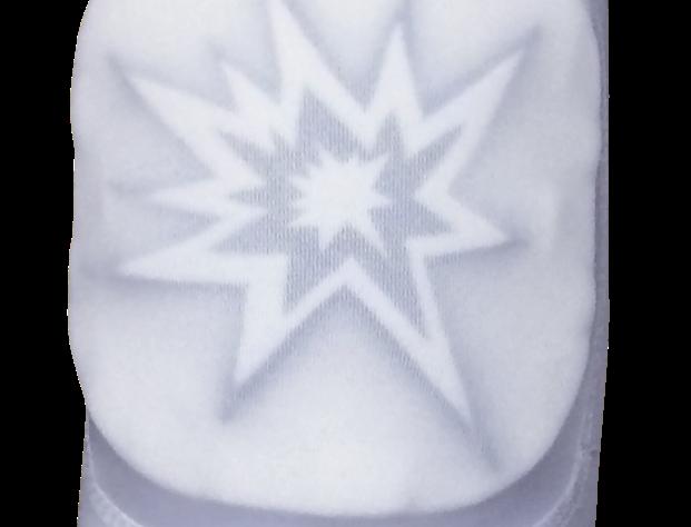 Explode Emoji (3D Style) Elbow Pad Sleeve