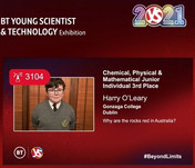 BT Young Scientist & Technology Exhibition 2021