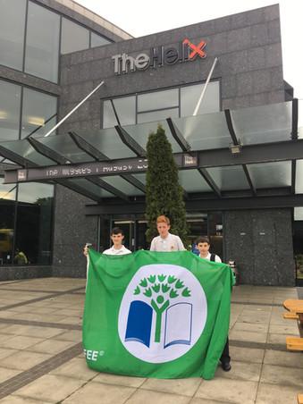 Green Flag Awarded