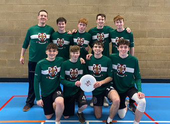 Ultimate Frisbee: UK U20s National Championships
