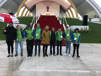 Volunteering at WMOF