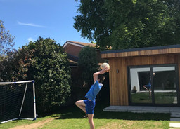 Sports Day at Home