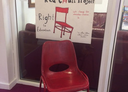 Global Red Chair Project
