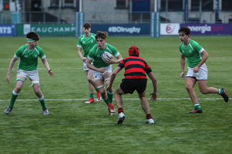 Rugby: Cup 1st Round Fixtures