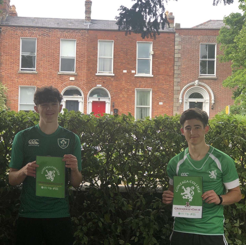 Green Jersey Day 2020