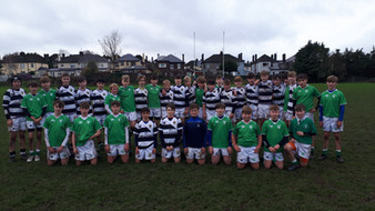 First Year Rugby News