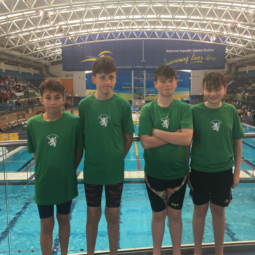 Leinster swimming 2019 1
