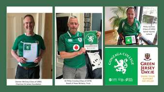 Green Jersey Day Photo Gallery