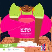 'Ireland Reads' Thursday 25 February