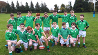 First Year Rugby Débuts