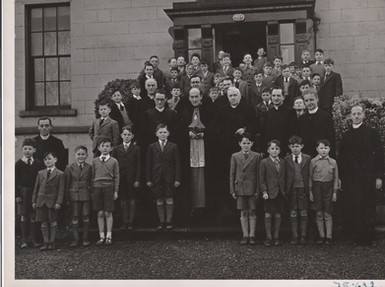 Archbishop McQuaid 1950
