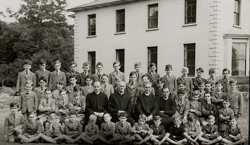 First school photograph 1951