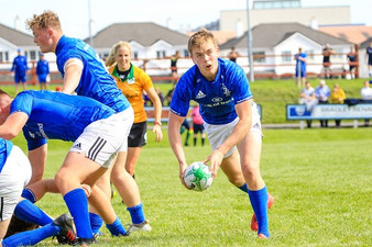 Jack Connolly represents Leinster U19s