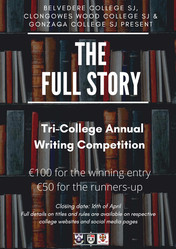 'The Full Story' writing competition