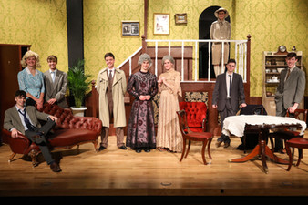 6th Year Play 17 - 19 October