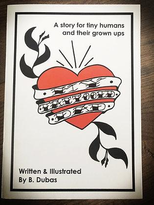 'My Tattooed Dad' Book