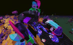 XCOPY CRASH SITE