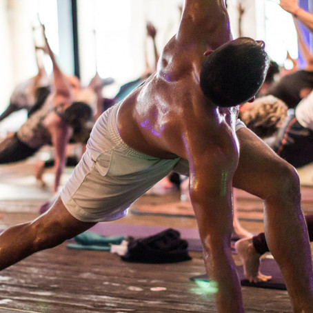 Why is Yoga so Freaking Hard?