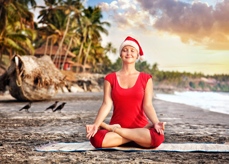 How To Yogify Your Christmas