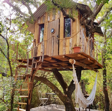 The most stunning treehouse