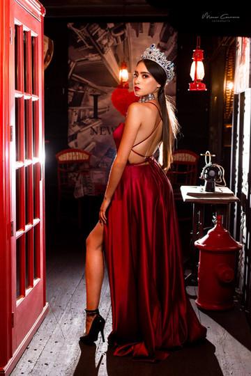 Modelo: Natalia Del Toro