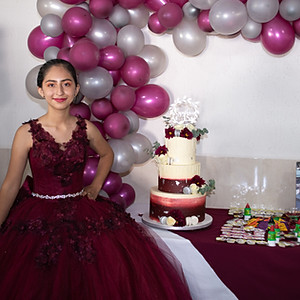Mis Quince Cynthia
