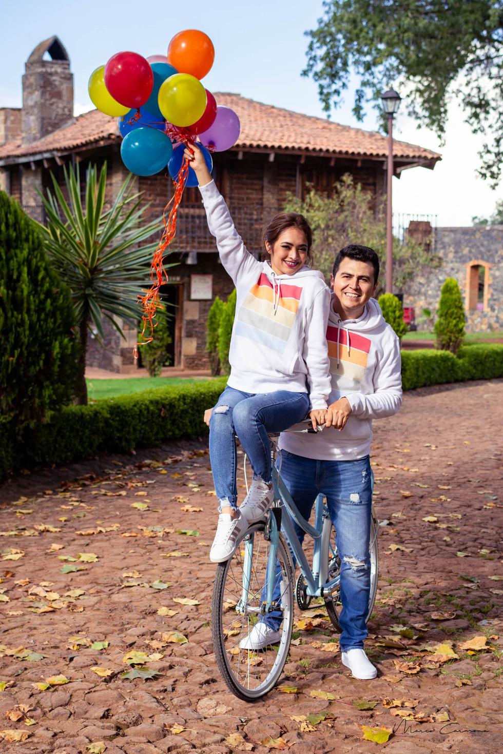 Guiselle & Cristian