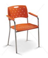 Cadeira Fixa Aproximação 35007 P