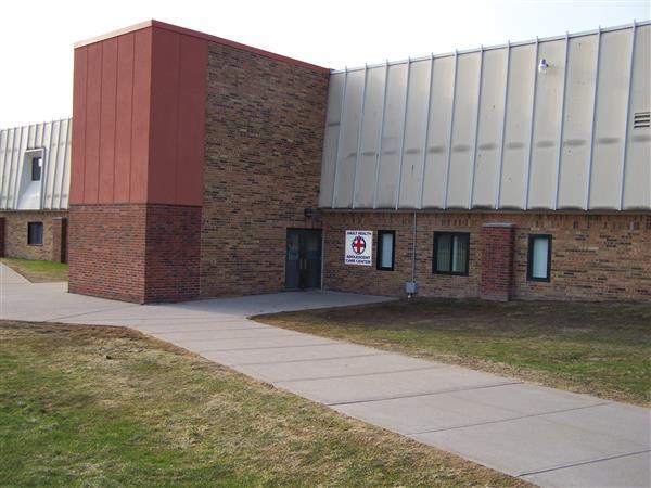 Middle School Entrance