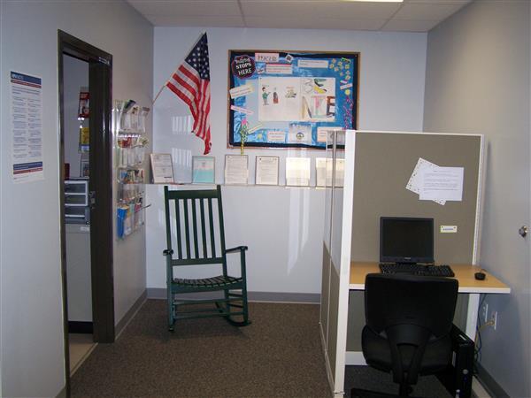Waiting Area 3