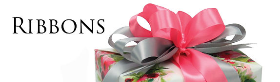Ribbons, Bows, Glitter, Packaging