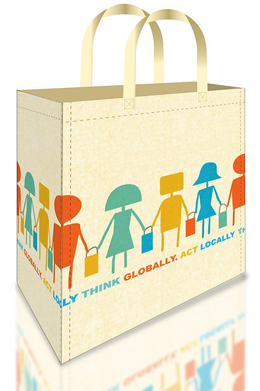 Bag 2 – Think globally act locally