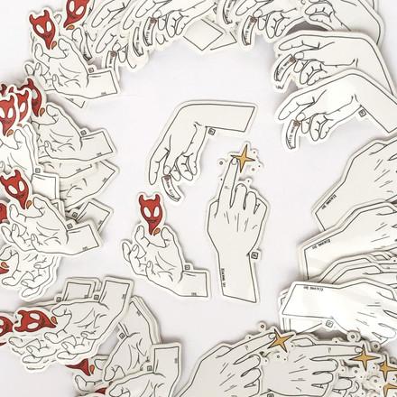 Illustration Inktober 18