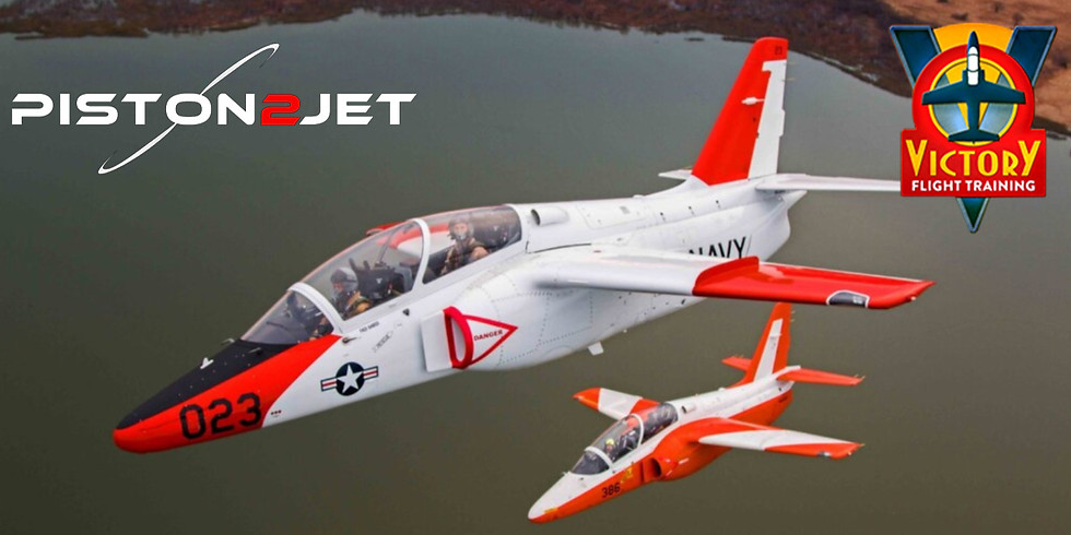 Marchetti S-211 Jet Training by Victory Aviation and Piston2Jet