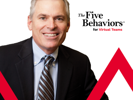 The Five Behaviours for Virtual Teams