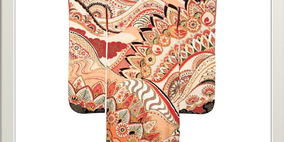 One Hundred Years of Kimono -- Zoom Program