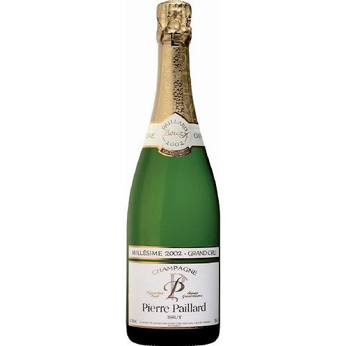 Champagne Pierre Paillard Brut- Millesime 2004
