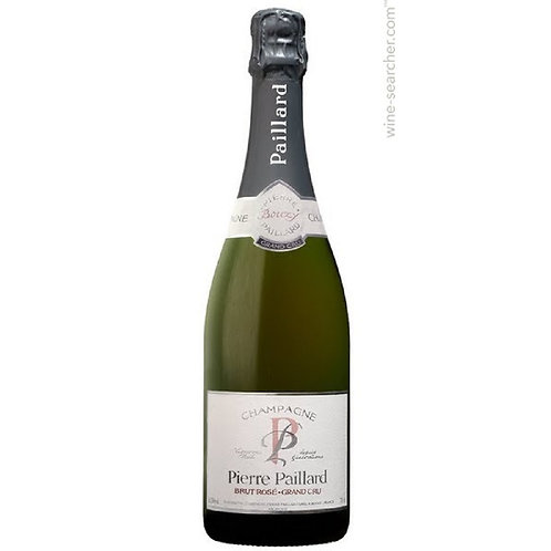 Champagne Pierre Paillard Brut- Rose Grand, FRANCE
